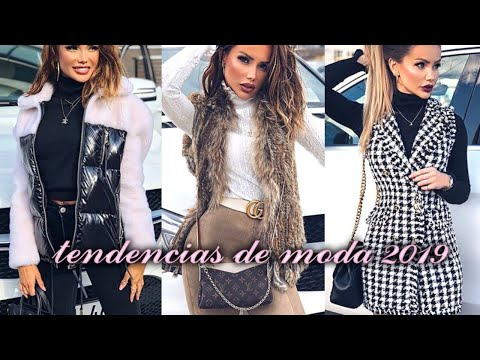♥️Ideas De Outfits De Moda Otoño Invierno 2020 Tendencias de Moda para Otoño Invierno Mujer from YouTube · Duration:  5 minutes 41 seconds