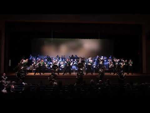 2018-19 Little Miami High School Varsity Show - Long Train