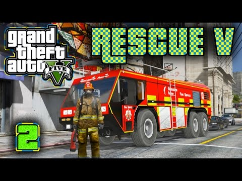 ♦GTA 5[PC]♦|2| Rescue V: Tender Love And Care [FIRE]