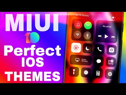Download No1 Ios Dark Theme For Miui 10 Must Awaited Features