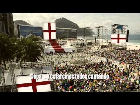 Polémico tema de un grupo británico: Si Messi fuera inglés