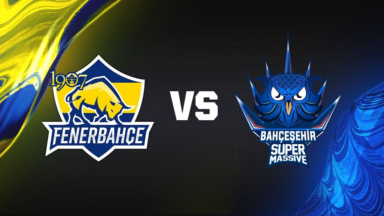 E-Spor, 1907 Fenerbahçe Espor ( FB ) vs Bahçeşehir SuperMassive ( SUP ) | 2018 Yaz Mevsimi 5. Hafta