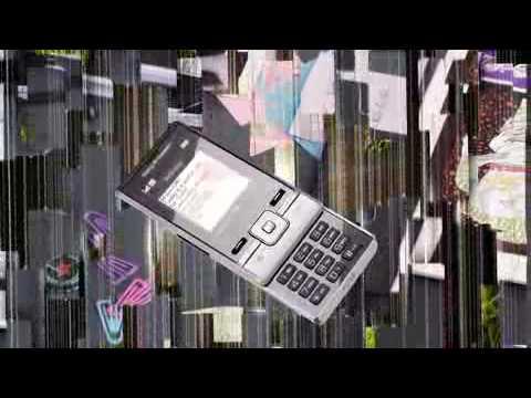 Sony Ericsson - نظرة عامة - T715.flv
