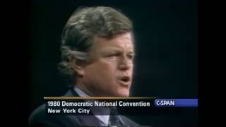 the dream shall never die ted kennedy dnc 1980