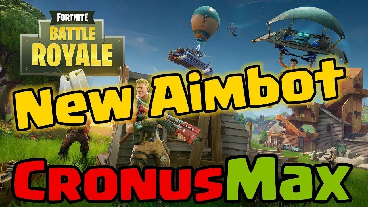 [NEW SCRIPT] FORTNITE 6 22 CRONUSMAX AIMBOT AIM ASSIST 100% ACCURACY PS4  XBOX ONE PC
