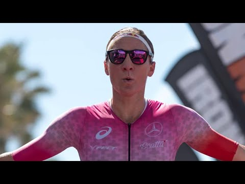 IRONMAN OCEANSIDE 70.3 2019 RACE HIGHLIGHTS BEN KANUTE, DANIELA RYF & HOLLY LAWRENCE