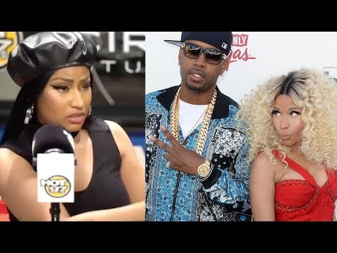 Nicki Minaj Spills NASTY SECRETS Of Former Lover Safaree Samuels!
