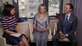 Kate Hudson | Real Biz with Rebecca Jarvis | ABC News