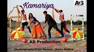 Kamariya - Mitron | Garba with Bollywood Arjun Dancer Choreography | Rinky Mishra | Darshan Raval