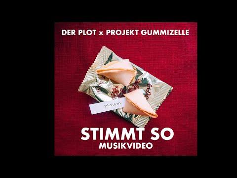 "Der Plot x Projekt Gummizelle - ""Stimmt So"" (Offizielles 4K Video) on YouTube"