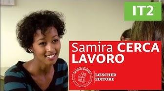 Italiano per stranieri - Samira cerca lavoro