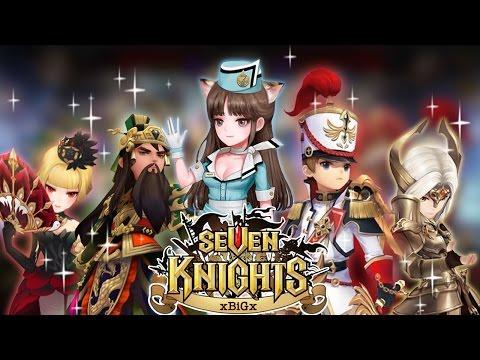 Seven Knights #73 Arena 4,500+ ทดสอบ【เมย์ Remake】ใส่ทีมถึก อึดเรียกพี่ | xBiGx