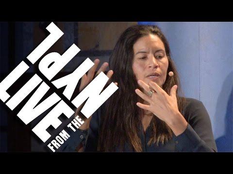 "Resist the ""business"" of media - Yasmine El Rashid   LIVE from the NYPL"