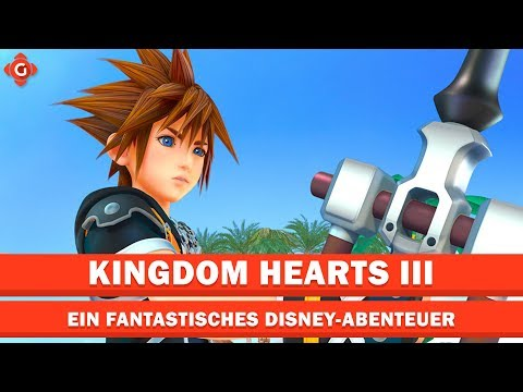 Kingdom Hearts III: Ein fantastisches Disney-Abenteuer | Preview