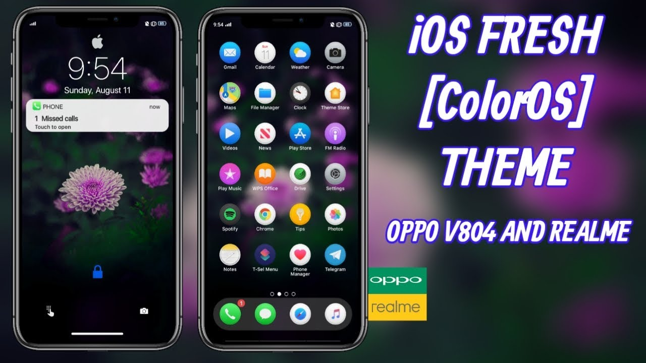 Theme For Oppo F9