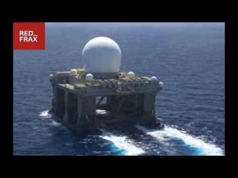 U S Resurrects Sea Based X Band Radar For Ballistic Missile Defense