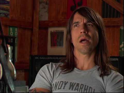 Anthony Kiedis Interview (2004)