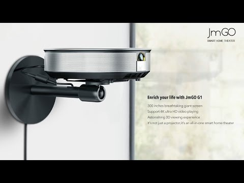 JmGO Headquarters Tour, Smart Projector design