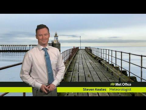 Wednesday evening forecast 13/02/19
