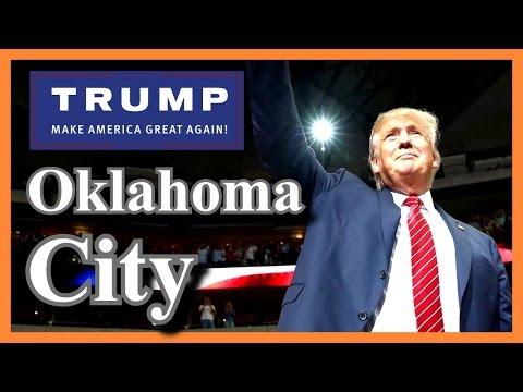LIVE Donald Trump Oklahoma City Rally Cox Convention Center FULL SPEECH HD February 26 2016 ✔