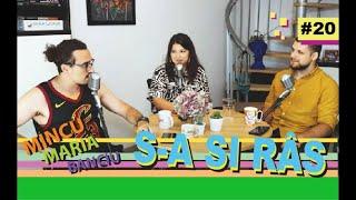 Mincu, Maria și Banciu | S-a și râs | Podcast #20 | RECOMANDĂRILE NOASTRE
