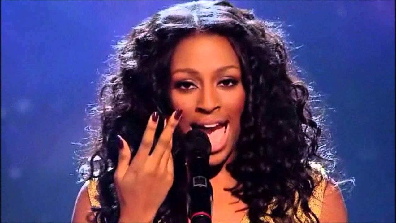 Alexandra Burke - Hallelujah (The X Factor UK 2008) [Live Show 10 - FINAL]