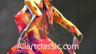 Paintings Flamenco Dancer Painting