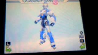 Phantasy Star Zero Character Creation