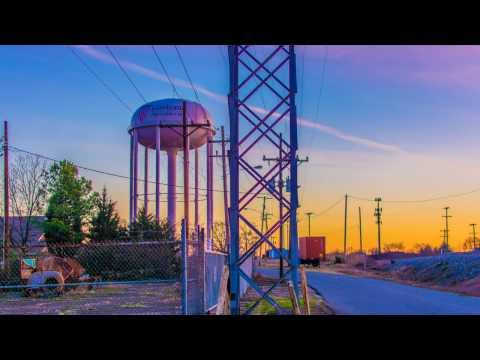 Gastonia North Carolina Time Lapse (Nikon Video Test)