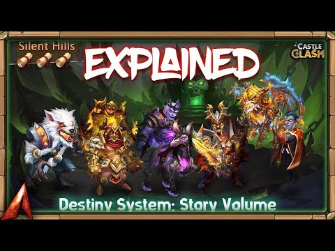 New Destiny System Explained! Castle Clash