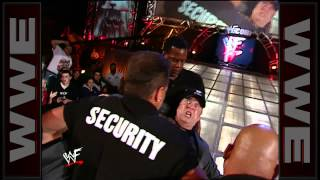 Jerry Lawler returns to Raw in 2001: Raw, November 19, 2001
