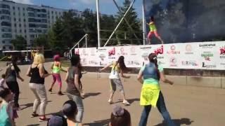 видео фитнес в Уфе