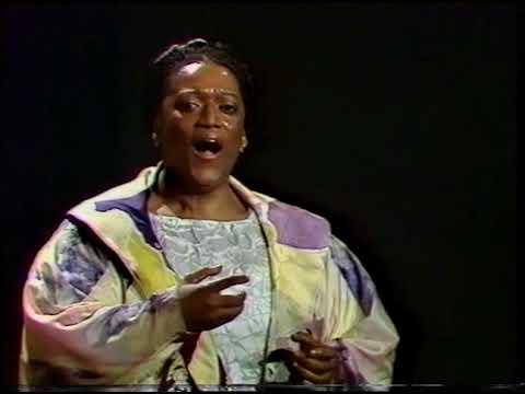 Jessye Norman and Geoffrey Parsons- Live Schubertiade: Hohenems Festival Feldkirch Austria 6/1987