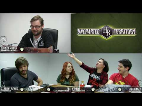 Episode 1 - High Rollers: Uncharted Territory
