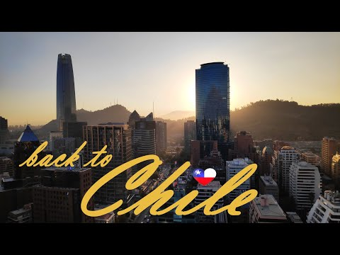 What To Do/see In Santiage De Chile, Valparaiso & Vina Del Mar (Travel Vlog 2019)
