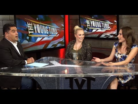 Meghan McCain and 'Raising McCain' with Ana Kasparian