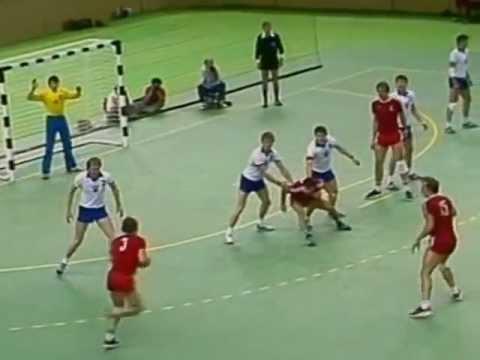 Dramatic Men's Handball Final at the 1980 Summer Olympic Games
