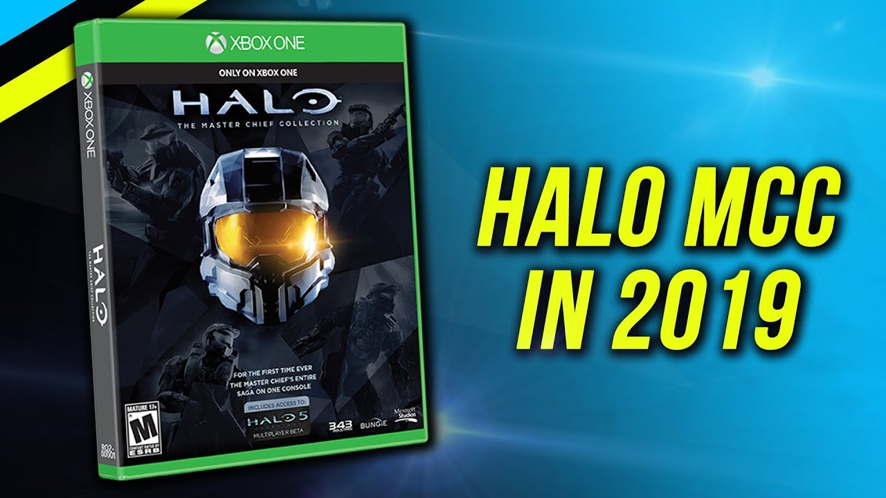 Halo The Master Chief Collection In 2019