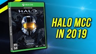 Halo The Master Chief Collection In 2019...