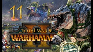 Total War Warhammer 2 Campaign 11 Nakai The Wanderer The Hunter The Beast Dlc دیدئو Dideo Many skink priests believe that he may actually be an avatar of the old one quetzl and will one day return to fight for lustria once again. dideo