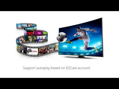EZCast 4K Auto Play