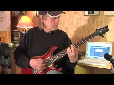 Brown Sugar The Rolling Stones Guitar Lesson by Siggi Mertens
