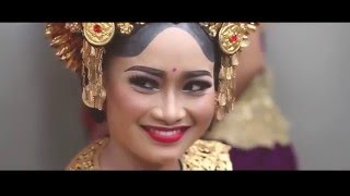 Bali Wedding Video - JENO & INTEN(Wedding Video base in bali, Indonesia contact: balianglestudio@gmail.com., 2016-04-17T16:08:03.000Z)