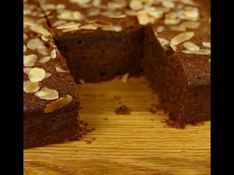 fondant chocolat amandes de cuisine et mets - youtube