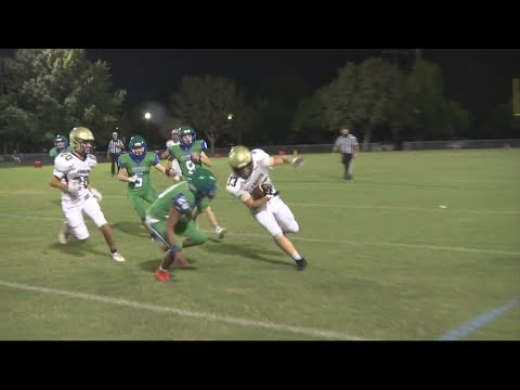 High School Football Scores Week 4