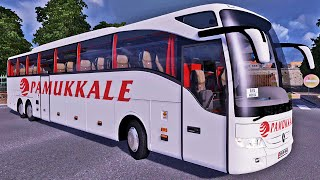 Ônibus Mercedes Benz - Euro Truck Simulator 2