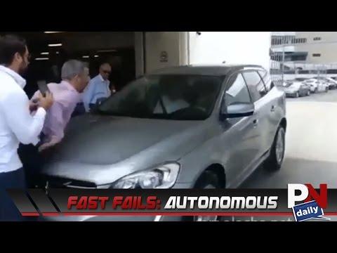 Top 5 Fast Fails...Autonomous Cars!