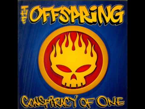 "The Offspring - ""Conspiracy of one"" (album)"