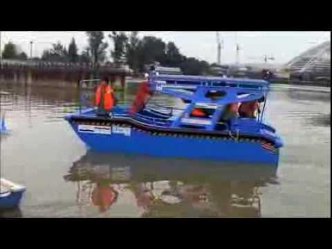 Supreme 18 Solar Scavenger Boat