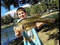 Big bass!! yorba regional park, and kids fishing derby at mile square park!! awsome!!